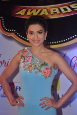 Gauhar Khan at Gold Awards in Filmistan on 4th June 2015