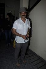 Jamnadas Majethia spotted outside PVR Juhu after watching Dil Dhadakne Do on 4th June 2015