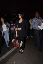 Jhanvi Kapoor leave for IIFA on 4th June 2015 (10)_55717fafa5dfa.JPG