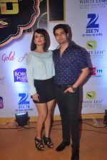 Karan mehra, Nisha Rawal at Gold Awards in Filmistan on 4th June 2015 (132)_5571828822ed0.JPG