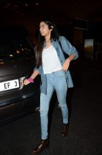 Khushi Kapoor leave for IIFA on 4th June 2015