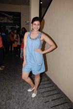 Mannara spotted outside PVR Juhu after watching Dil Dhadakne Do on 4th June 2015