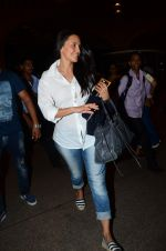 Neha Dhupia leave for IIFA on 4th June 2015