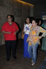 Satish Kaushik, Tannishtha Chatterjee at lightbox for Dil Dhadakne Do Screening in Mumbai on 4th June 2015