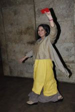 Shabana Azmi at lightbox for Dil Dhadakne Do Screening in Mumbai on 4th June 2015