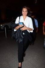 Sonakshi Sinha leave for IIFA on 4th June 2015