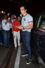 Sonu sood leave for IIFA on 4th June 2015