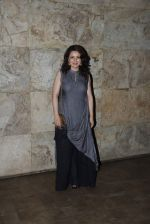 Tisca Chopra at lightbox for Dil Dhadakne Do Screening in Mumbai on 4th June 2015