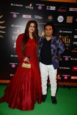 Ahmed Khan at IIFA Awards 2015 in Kuala Lumpur on 5th June 2015