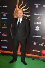 Anupam Kher at IIFA Awards 2015 in Kuala Lumpur on 5th June 2015
