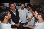 Boman Irani takes a workshop with students of Anupam Kher