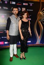 Dia Mirza, Sahil Sangha at IIFA Awards 2015 in Kuala Lumpur on 5th June 2015