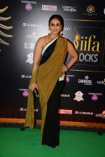 Huma Qureshi at IIFA Awards 2015 in Kuala Lumpur on 5th June 2015