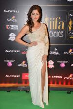 Kanika Kapoor at IIFA Awards 2015 in Kuala Lumpur on 5th June 2015