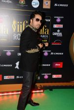 Mika Singh at IIFA Awards 2015 in Kuala Lumpur on 5th June 2015