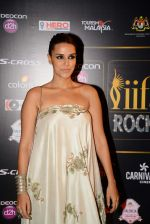 Neha Dhupia at IIFA Awards 2015 in Kuala Lumpur on 5th June 2015