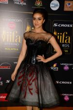 Shraddha Kapoor at IIFA Awards 2015 in Kuala Lumpur on 5th June 2015