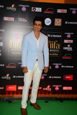 Sonu Sood at IIFA Awards 2015 in Kuala Lumpur on 5th June 2015