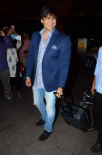 Vivek Oberoi depart for IIFA on 5th June 2015