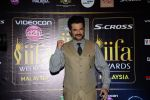 Anil Kapoor at Dil Dhadakne Do premiere at IIFA Awards on 6th June 2015