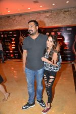 Anurag Kashyap at the IIFA Fashion Extravaganza on 6th June 2015