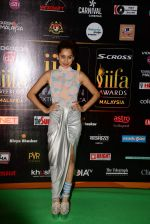 Anusha Dandekar at the IIFA Fashion Extravaganza on 6th June 2015