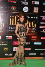 Bipasha Basu at the IIFA Fashion Extravaganza on 6th June 2015