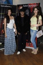 Daisy Shah, Zarine Khan at Rahul Saxena_s Dance Fest at St. Andrews on 6th June 2015 (44)_557423c7a4fe0.JPG
