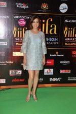 Dia Mirza at the IIFA Fashion Extravaganza on 6th June 2015