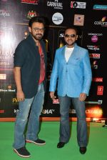 Gulshan Grover at the IIFA Fashion Extravaganza on 6th June 2015