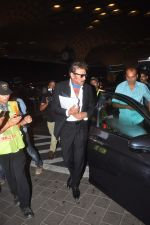 Jackie Shroff leave for IIFA on 6th June 2015