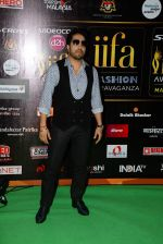 Mika Singh at the IIFA Fashion Extravaganza on 6th June 2015