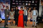 Rahul Bose, Zoya Akhtar, Ehsaan Noorani, Shefali Shah, Ritesh Sidhwani, Farhan Akhtar at Dil Dhadakne Do premiere at IIFA Awards on 6th June 2015 (37)_557428958eaaf.JPG