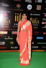 Shriya Saran at the IIFA Fashion Extravaganza on 6th June 2015