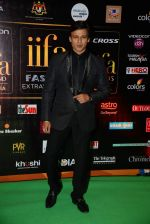 Vivek Oberoi at the IIFA Fashion Extravaganza on 6th June 2015