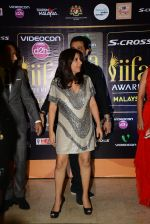 Zoya Akhtar at Dil Dhadakne Do premiere at IIFA Awards on 6th June 2015