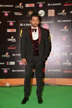 Aftab Shivdasani at IIFA 2015 Awards day 3 red carpet on 7th June 2015