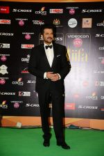 Anil Kapoor at IIFA 2015 Awards day 3 red carpet on 7th June 2015