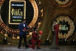 Arjun Kapoor, Ranveer Singh and Deepika Padukone performs at IIFA Awards 2015