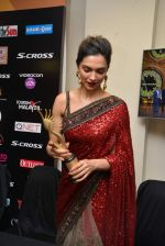 Deepika Padukone at IIFA 2015 Awards day 3 red carpet on 7th June 2015