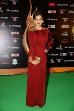 Dia Mirza at IIFA 2015 Awards day 3 red carpet on 7th June 2015