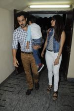 Emraan Hashmi snapped at PVR juhu for Hamari Adhuri kahani on 7th June 2015