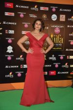 Huma Qureshi at IIFA 2015 Awards day 3 red carpet on 7th June 2015