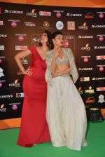 Huma Qureshi, Jacqueline Fernandez at IIFA 2015 Awards day 3 red carpet on 7th June 2015