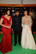 Huma Qureshi, Vivek Oberoi, Jacqueline Fernandez at IIFA 2015 Awards day 3 red carpet on 7th June 2015