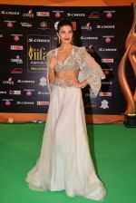 Jacqueline Fernandez at IIFA 2015 Awards day 3 red carpet on 7th June 2015