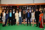 Masaba, Anurag Kashyap, Vikas Bahl at IIFA 2015 Awards day 3 red carpet on 7th June 2015