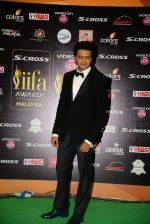 Riteish Deshmukh  at IIFA 2015 Awards day 3 red carpet on 7th June 2015