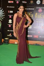 Shriya Saran at IIFA 2015 Awards day 3 red carpet on 7th June 2015