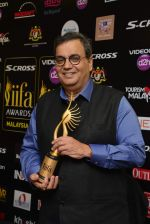 Subhash Ghai at IIFA 2015 Awards day 3 red carpet on 7th June 2015
